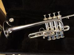 Kanstul 920 BB A Piccolo Trumpet Used Recently Purchased New | eBay