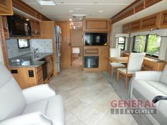 New 2016 Holiday Rambler Vacationer 34ST Motor Home Class A at General RV   Dover, FL   #127919
