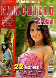 Ganchillo y Croche Artes Manuales Ano2 Núm.15