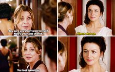 meredith and amelia