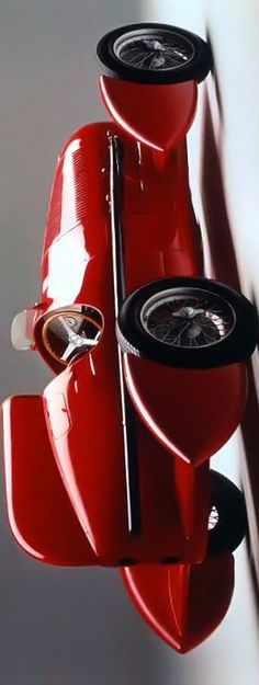 Alfa Romeo Tipo B Aerodinamica P3 (1934) #alfaromeogta