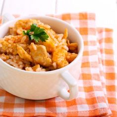 Asian Sweet and Sour Chicken Rice