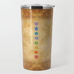 Every product is made just for you 20oz capacity Lightweight stainless steel construction 360 degree wraparound artwork  #Travel #Mug Time Travel, Travel Mug, Wraparound, Chakra, Just For You, Construction, Stainless Steel, Mugs, Artwork