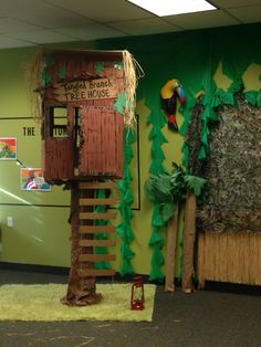 Treehouse Journey off the Map vbs