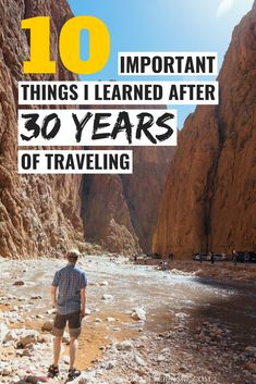 A powerful post about the 10 most important travel lessons I learned on the road. These traveltips are not your standard nonesense, but deep learnings from somebody who travels as a living. Travelling Tips, Packing Tips For Travel, Travel Advice, Travel Guides, Travel Hacks, Travel Essentials, Traveling, World Travel Guide, Top Travel Destinations