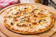 Low Carb Pizza Quark