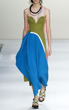 Milan Edition Spring/Summer 2015 Trunkshow Marni Look 23 on Moda Operandi