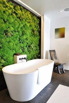 nueva tendencia decorativa jardines verticales interiores decorar tu casa es