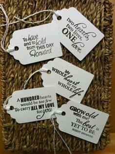 Quote Tags