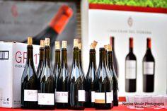GR-174 en la Maratón del Priorat 2014. Red Wine, Alcoholic Drinks, Bottle, Home, 12th Century, Alcoholic Beverages, Flask, Alcohol