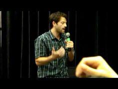 Misha talks about Jared and Jensen sabotaging him