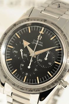 The original Speedmaster, the CK2915, for auction!