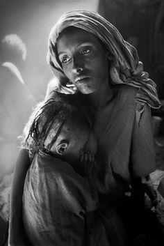 Ethiopie, 1984.© Sebastião Salgado.