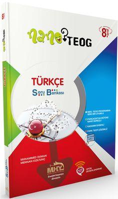 Mikro Hücre Yayınları 8. Sınıf Türkçe Nano TEOG Soru Bankası