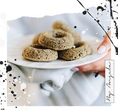 Gluten Free Donuts, Pure Maple Syrup, Oat Flour, Donut Recipes, Breakfast Time, Chia Seeds, Doughnut, Family Meals, Favorite Recipes