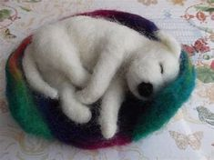 Image result for needle felted animals uk
