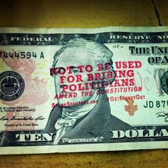 ghostsofmemory:   Came across this at work today.  #GetMoneyOut