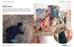 Fashion Snoops FW18-19_Engineered Identity_Creative Influence_Artist Jose Parla