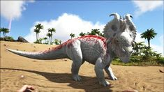 Resultado de imagen para Pachyrhinosaurus