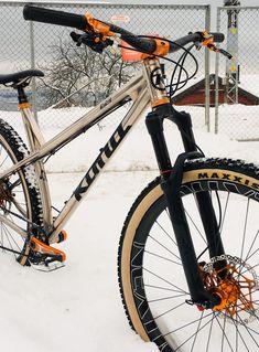 Ti Tuesday: Kjetil's Ti Honzo Mt Bike, Mtb Bicycle, Cycling Bikes, Cycling Jerseys, Road Bike, Road Cycling, Kona Mountain Bikes, Mountain Bicycle, Mountain Biking