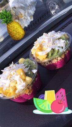 clean eating || playa bowls - stupid cupid, acai bowl