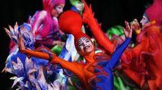 cirque du soleil tokyo