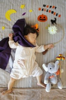 Japanese Babies, Kids Sleep, Baby Kids, Halloween, Children, Photography, Pictures, Young Children, Boys