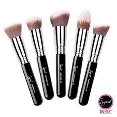 Sigmax® Kabuki Kit - Essential Face