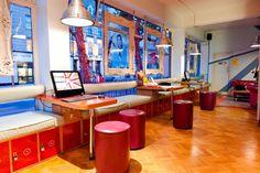 Clink Hostel (Londres, UK) #HostelBoutique
