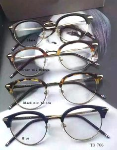 Thom Browne 706 a beautiful women's 50s style frame