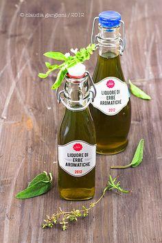 liquore di erbe aromatiche by il gatto goloso, via Flickr