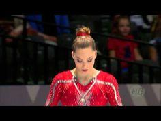 McKayla MARONEY (USA) - 2013 Artistic Worlds. Favorite Gymnast on my favorite event!