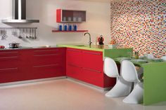 worktops should be perfect fits in whichever environment they are installed. This can be a trickish attribute to search for as some worktops are made of materials that are difficult to model into desired shapes, every kitchen has its own size and top worktops must fit into that space perfectly.