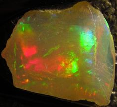 7.65 ct Welo Ethiopian Solid Opal Facet Cab Gem Jewels Rough Gems Store Buy Now