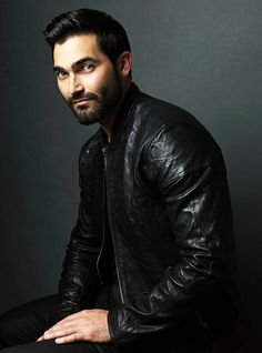 Tyler Hoechlin photographed for Observer
