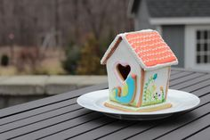 cookie bird house - Hľadať Googlom