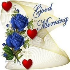 Just wanted to say Good Morning to a special friend! Hope that you're doing okay & that you have a blessed day!