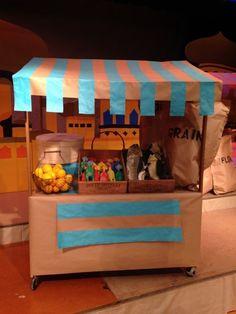 Vendor Cart- Meat/Fish Cart Aladdin Musical, Aladdin Show, Aladdin Play, Aladdin Theater, Aladdin Broadway, Theatre, Aladdin Halloween, Aladdin Costume, Lps