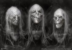 The_Hobbit_Battle_of_the_Five_Armies_Concept_Art_Andre_Baker_Wraiths3.jpg (1400×982)