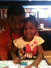 Recognize this young man? Well this is a real picture of seventeen year old Treyvon Martin, just 9 days before he was murdered. This is the real Trayvon Martin with his niece, nine days before his death He did not make it to eighteen. Why would the media want to show more ominous pictures?