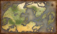 11 Best Fantasy map images