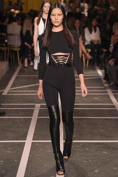 Givenchy RTW Spring 2015 - Paris Fashion Week