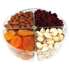 Premium Gourmet Nuts  Dried Fruits Gift Basket Assorted Tray Fresh and Roasted *** Learn more by visiting the image link.Note:It is affiliate link to Amazon.