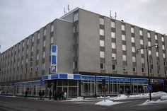 Hotel Uppsala !