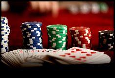 Poker Night by Walfke.deviantart.com on @deviantART