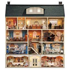 Bücher & Zeitschriften Liefern Puppenhaus Altmodische Our Darlings Story Book Miniatur Kinderzimmer Zubehör