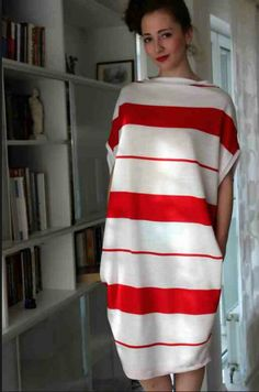 Absolutely love this candy stripped tunic