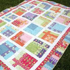 Topiary Tiles quilt pattern/tutorial