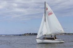 Hartley TS16 Trailer sailer