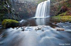 Dalcairnie Falls in Scotland!